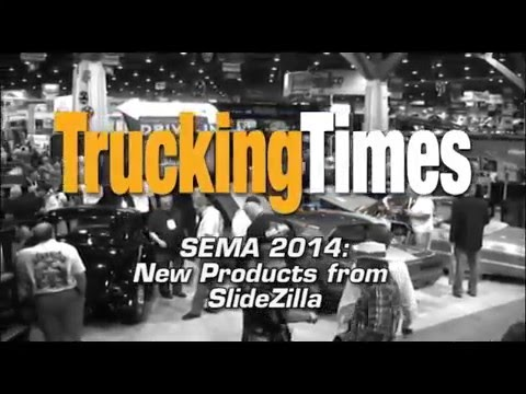 SlideZilla and Jeep Products - SEMA 2014