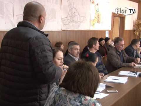 Ședinţa a Consiliului Local al or.Florești din 28 04 2017