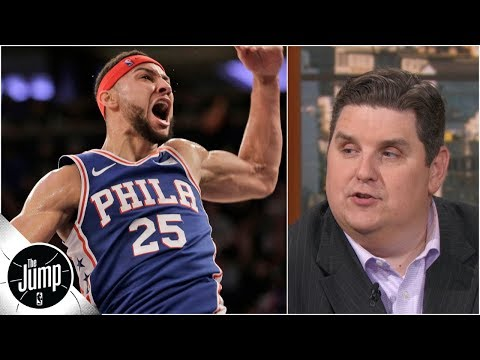 Video: Will Ben Simmons become a Giannis Antetokounmpo or an Andrew Wiggins? | The Jump