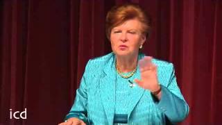 Vaira Vike-Freiberga, Former President of Latvia