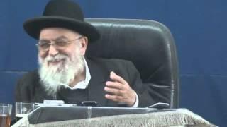 """הרב אברהם חפוטא – פרשת ויחי (ה'תשע""""ג)"""