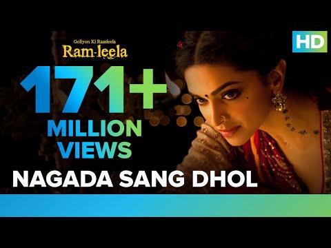 Video Nagada Sang Dhol (Video Song) | Goliyon Ki Raasleela Ram-leela | Deepika Padukone, Ranveer Singh download in MP3, 3GP, MP4, WEBM, AVI, FLV January 2017