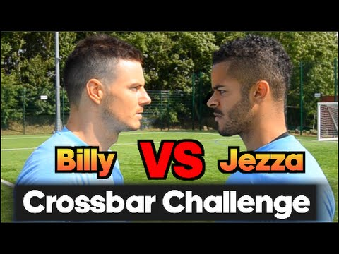 Billy VS Jezza | EPIC CROSSBAR CHALLENGE