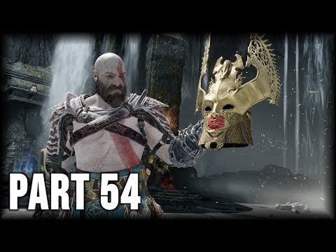 God of War - 100% Walkthrough Part 54 [PS4] – Favor: God Vs. Queen (Sigrun Fight)
