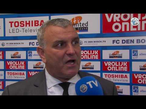 Nabeschouwing FC Den Bosch - SC Cambuur