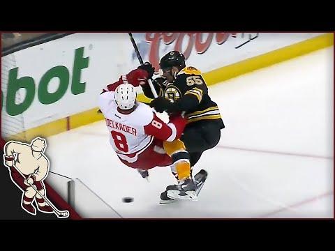 NHL Hard Hits Part 2