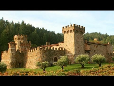 castello - A castle? In the Wine Country? In Napa Valley? Yes! It's the Castello Di Amorosa! Whether you are visiting the Napa Valley for a day, or for a week -- there ...