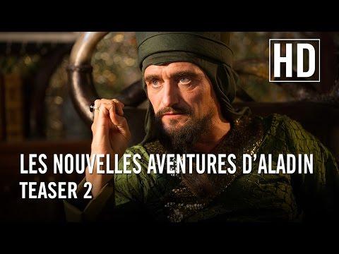 Les Nouvelles Aventures d'Aladin - Teaser 2 HD