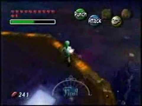 Pelea con Gyorg en Zelda majoras mask