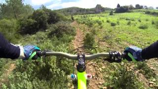 Ultimate Ride (15.02.2014) MTB Game @ Sesimbra Trails
