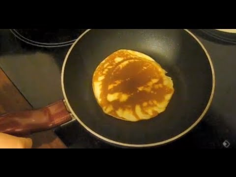 How to make Flavoured Pancakes by A-C