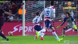 Granada vs FC Barcelona [1-4][La Liga - Jornada 29][02/04/2017] EL BARÇA JUGA A RAC1Granada vs Barcelona [1-4][La Liga - Jornada 29][02/04/2017] EL BARÇA JUGA A RAC1Granada vs Barça [1-4][La Liga - Jornada 29][02/04/2017] EL BARÇA JUGA A RAC1El Barça golea en Granada y persigue al MadridGran primera parte de los de Luis Enrique, pero con un único gol de Luis Suárez, y más dudas tras el descanso en un partido bien resuelto tras el 1-1 con goles de Alcácer, Rakitic y Neymar----------------------------------------------------------------------------------------------- SUSCRÍBETE: https://www.youtube.com/user/Zonajuanjos- twitter: https://twitter.com/Zonajuanjo- Listas de reproducción: https://goo.gl/lbwO6J- FC Barcelona 2016/2017: https://goo.gl/ETTkxL- Barça B 2016/2017: https://goo.gl/XFO6aw- Barça Femenino 2016/2017: https://goo.gl/KH1wwU- El Fajiazote del Tio Faja: https://goo.gl/6mBUEm- Los Mesetazos de Victor Lozano: https://goo.gl/nSF3rG- BarçaFans: https://goo.gl/XMEXCv- [8aldia] La tertúlia esportiva: https://goo.gl/ar2Vx2Temporadas del FC Barcelona:- FC Barcelona - Temporada 2014-2015: https://goo.gl/K9BbKS- FC Barcelona - Temporada 2015-2016: https://goo.gl/VcEvro- FC Barcelona - Temporada 2016/2017: https://goo.gl/ETTkxLVídeos de interés:- CLÁSICOS CULÉS EN EL BERNABÉU: https://goo.gl/WMLQHY- Johan Cruyff. La leyenda del Fútbol: https://goo.gl/ONPrcs- La rúa y la Celebración del TRIPLETE: https://goo.gl/b8f7pm- Final de la Champions 2015 FC Barcelona: https://goo.gl/ngIph5- Xavi se despide del Barça: https://goo.gl/4PmzI5- Cracs i Catacracs del FC Barcelona: https://goo.gl/VL8iyV