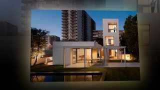 Современный частный дом от Jaime Prous
