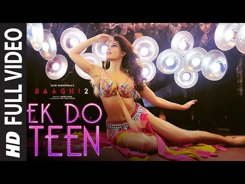 Ek Do Teen Film Version | Baaghi 2