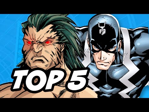 Agents Of SHIELD Season 3 Episode 4 - TOP 5 WTF and Marvel Easter Eggs