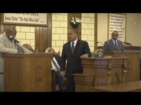 Apostle L. C. Mathis: Rightly Dividing The Son