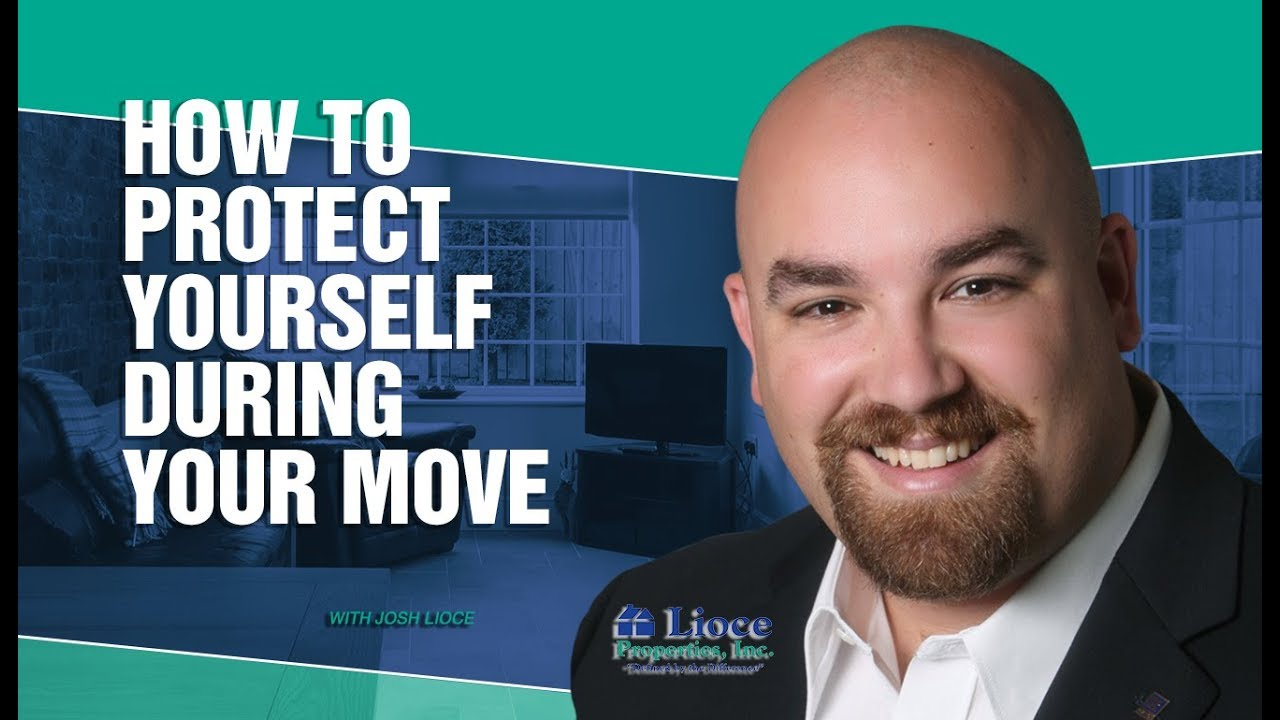5 Tips to Protect Yourself During Your Move