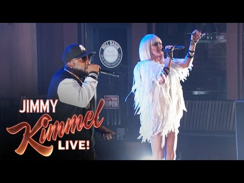 Drum Machine (Jimmy Kimmel Live)