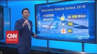 Video Maskapai Terbaik Dunia 2018, Garuda Indonesia Peringkat Berapa? MP3, 3GP, MP4, WEBM, AVI, FLV November 2018