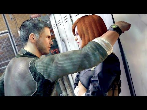 Splinter Cell Conviction Stealth Mission Gameplay (видео)