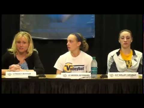 Volleyball NCAA Tournament postgame press conference