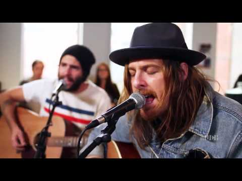 mays - Matt Mays and Adam Baldwin stopped by to perform three songs,