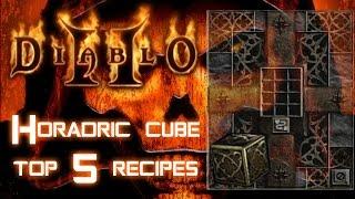 Download Lagu Horadric Cube 5 Top Recipes - Diablo 2 - Xtimus Mp3