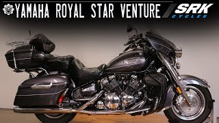 8. Yamaha Royal Star Venture