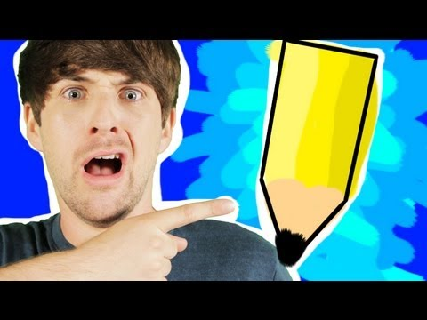 suck - DELETED SCENES & BLOOPERS: http://bit.ly/DrawXTRAS WATCH THIS EPISODE EN ESPAÑOL: http://youtu.be/G4B9_34njV4 Click here to check out Smosh store: http://smo...