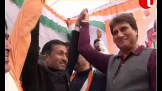 Raj Babbar Congress, Dalits Meet in Lucknow
