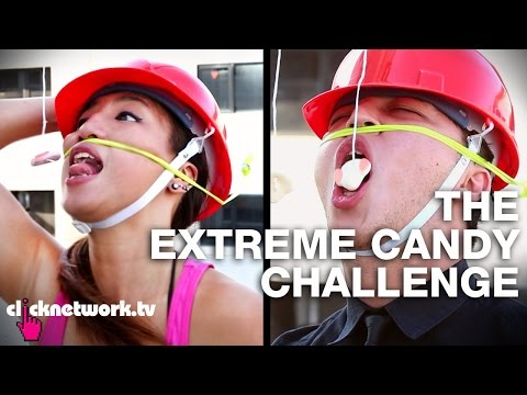The Extreme Candy Challenge - Chick vs. Dick: EP95 (видео)