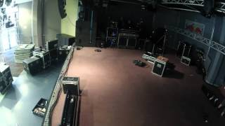 Infest 2012 Load-in and Build Timelapse
