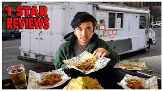 Video Eating At The WORST Reviewed Food Truck In My City (Los Angeles) MP3, 3GP, MP4, WEBM, AVI, FLV Mei 2019