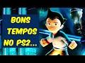 Astro Boy: The Video Game 2009 ps2 O In cio Sem Coment