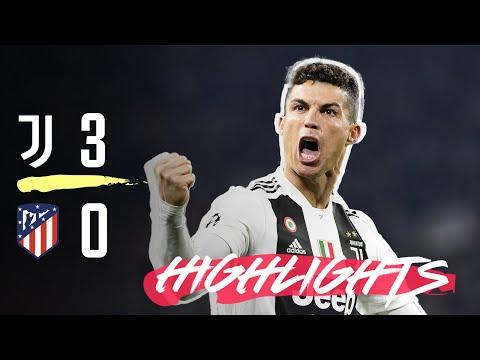 HIGHLIGHTS: Juventus vs Atletico Madrid - 3-0 - Ronaldo hat-trick completes comeback! - Thời lượng: 6:49.