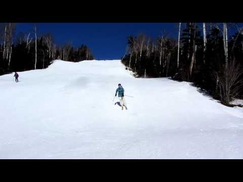 Youtube preview image for Blue Bird Day on Top Ridge @ Gore Mountain - 2012