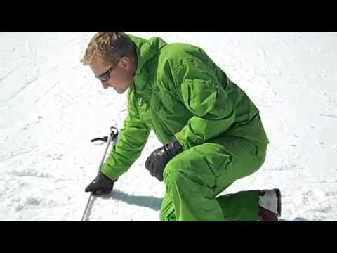 Ski Tips 7: How to Get Up on Skis!