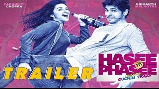 Nonton Hasee Toh Phasee   Official Trailer   Sidharth Malhotra  Parineeti Chopra Film Subtitle Indonesia Streaming Movie Download