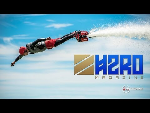 Смотреть видео - Flyboard North American Championship - Top Eight