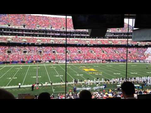 Navy Vs OSU August 30, 2014