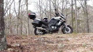 3. The World Seems Smaller on the Versys 1000