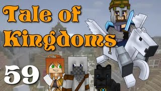 "Minecraft Tale of Kingdoms E59 ""Guild Master's Tale"" (Silly Role-play)"