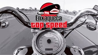 9. TOP SPEED Dyna Super Glide Custom - Enxaqueca MotoVlog