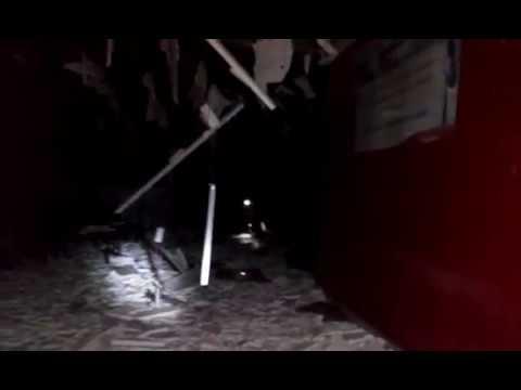 Bandidos explodem posto de autoatendimento do Bradesco em Itaquitinga-PE