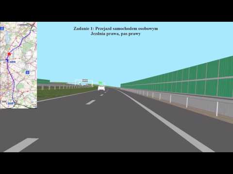 Zapraszamy na wirtualną przejażdżkę Obwodnicą Metropolitalną (1/2)