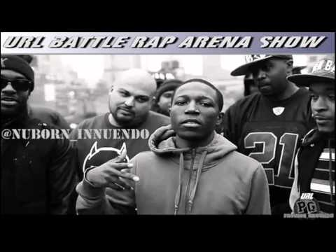 URL Battle Rap Arena has Nuborn being Reborn on the Show
