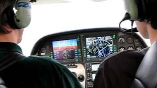 1013air Take Off LKVO (Vodochody) By Cirrus 20 Flying Academy, Praha