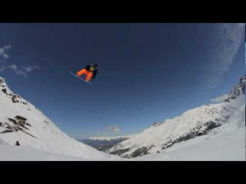 Snowpark DC Area 43 Mribel-Mottaret - 2012-13