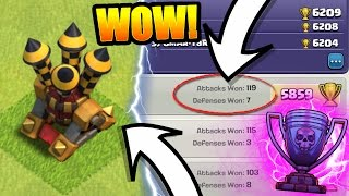 Video IS THIS THE BEST TOWN HALL 11 BASE EVER!? 🔥 Clash Of Clans 🔥 MP3, 3GP, MP4, WEBM, AVI, FLV Oktober 2017