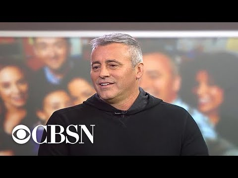 "Actor Matt LeBlanc previews ""Man with a Plan"" season 3 on CBS"